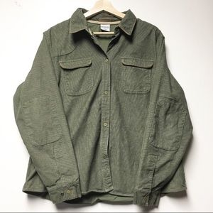 Columbia River Resort Corduroy Snap Button Jacket